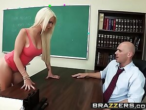 Brazzers - Big Special readily obtainable School - (Alexis Ford) (Johnny Sins) - Teaching Mr. Sins