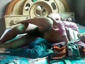 Jija fucks punjabi sali and sister records