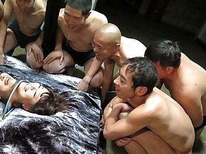 Japanese expensive Mirai Aoyama got gangbanged, uncensored