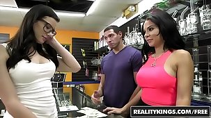 RealityKings - Money Westminster - (Dylan Daniels, Kymberlee Anne) - Pass The Pussy