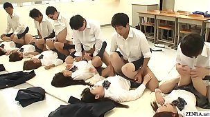 JAV synchronized schoolgirl missionary sex led overwrought motor coach