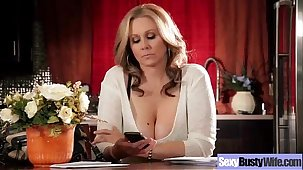 Hot Mature Lady (julia ann) Approximately Big Round Tits Love Sex movie-18