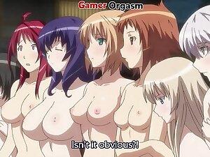 GamerORGASM.com ▶ Big Boobs on Bath Fucking