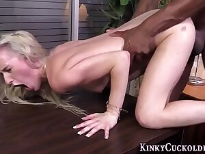 Aberrant ho creampied by bbc