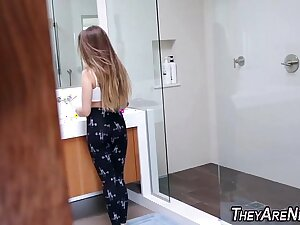Teen newbie down pov porno